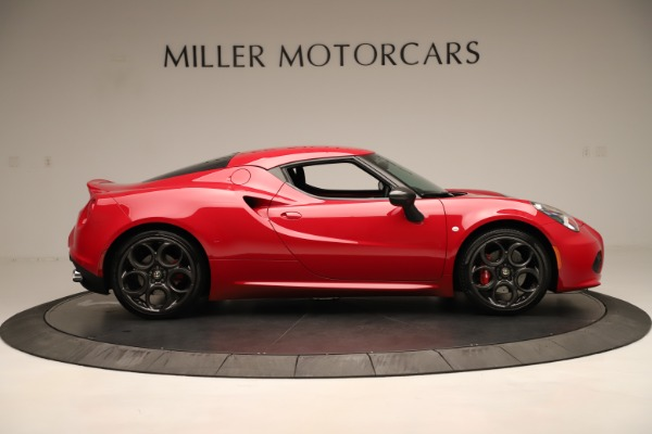 Used 2015 Alfa Romeo 4C for sale Sold at Alfa Romeo of Greenwich in Greenwich CT 06830 9