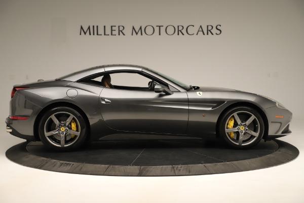 Used 2015 Ferrari California T for sale $139,900 at Alfa Romeo of Greenwich in Greenwich CT 06830 17