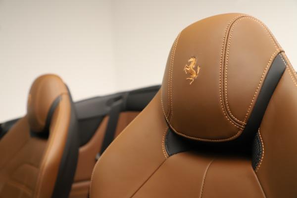 Used 2015 Ferrari California T for sale $139,900 at Alfa Romeo of Greenwich in Greenwich CT 06830 28