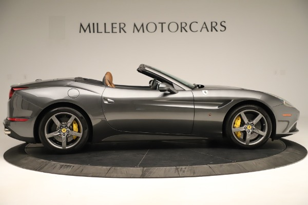 Used 2015 Ferrari California T for sale $139,900 at Alfa Romeo of Greenwich in Greenwich CT 06830 9