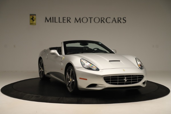 Used 2014 Ferrari California 30 for sale Sold at Alfa Romeo of Greenwich in Greenwich CT 06830 11