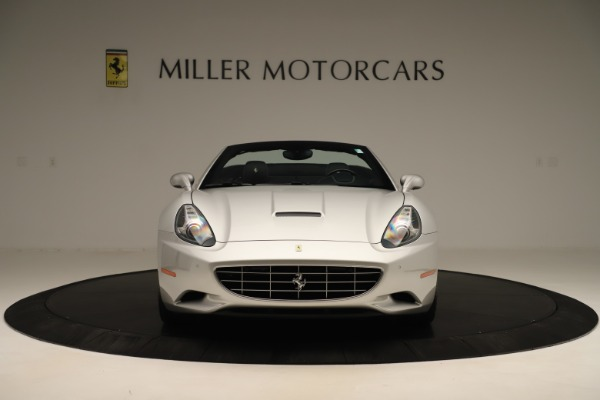 Used 2014 Ferrari California 30 for sale Sold at Alfa Romeo of Greenwich in Greenwich CT 06830 12