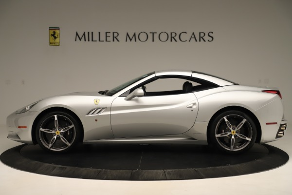 Used 2014 Ferrari California 30 for sale Sold at Alfa Romeo of Greenwich in Greenwich CT 06830 14