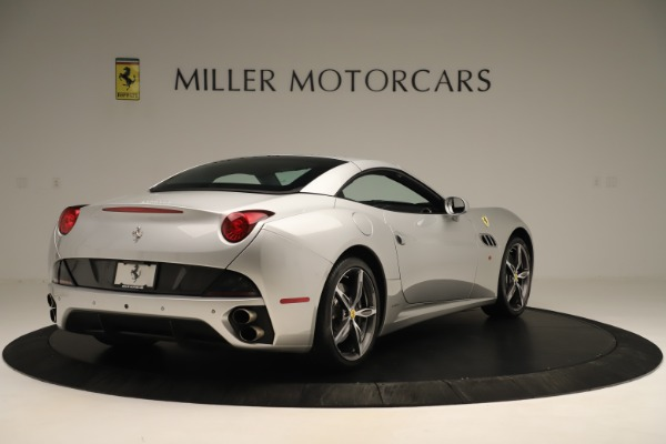 Used 2014 Ferrari California 30 for sale Sold at Alfa Romeo of Greenwich in Greenwich CT 06830 16