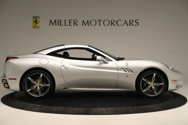 Used 2014 Ferrari California 30 for sale Sold at Alfa Romeo of Greenwich in Greenwich CT 06830 17
