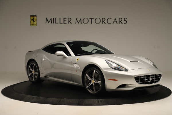 Used 2014 Ferrari California 30 for sale Sold at Alfa Romeo of Greenwich in Greenwich CT 06830 18