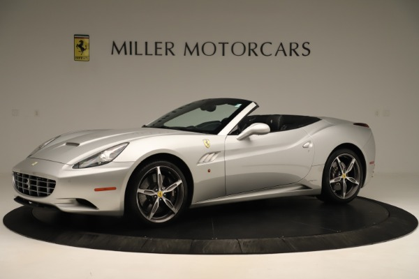 Used 2014 Ferrari California 30 for sale Sold at Alfa Romeo of Greenwich in Greenwich CT 06830 2