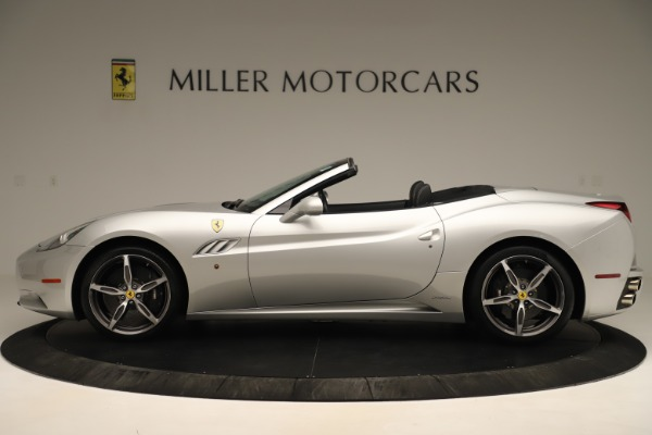 Used 2014 Ferrari California 30 for sale Sold at Alfa Romeo of Greenwich in Greenwich CT 06830 3