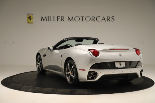 Used 2014 Ferrari California 30 for sale Sold at Alfa Romeo of Greenwich in Greenwich CT 06830 5