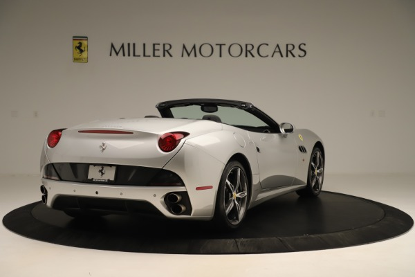 Used 2014 Ferrari California 30 for sale Sold at Alfa Romeo of Greenwich in Greenwich CT 06830 7