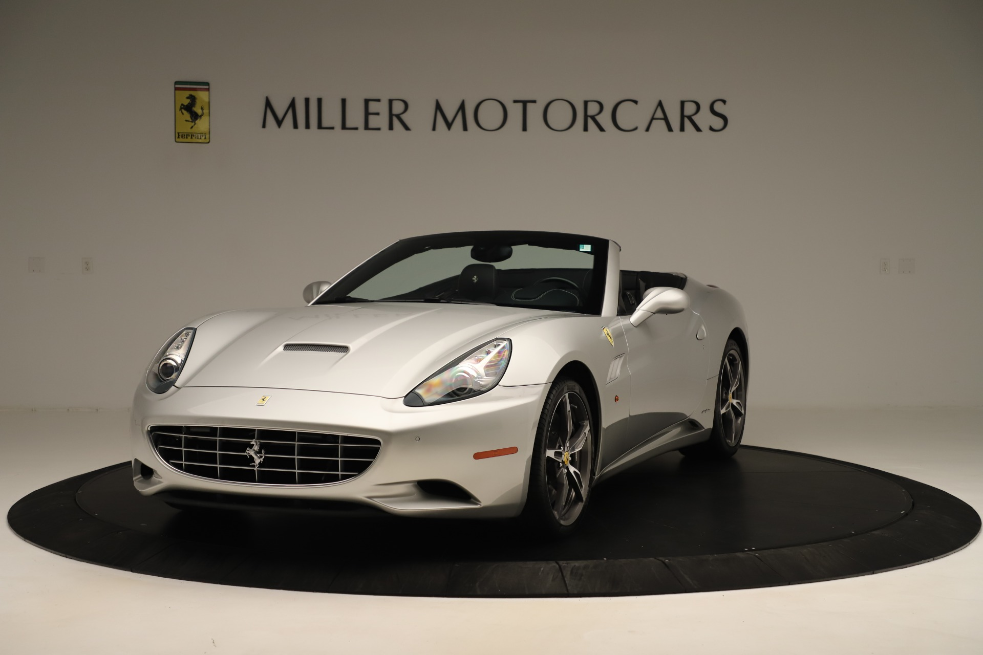 Used 2014 Ferrari California 30 for sale Sold at Alfa Romeo of Greenwich in Greenwich CT 06830 1
