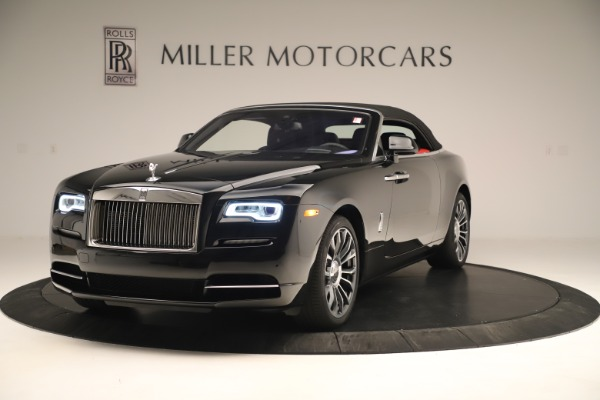 Used 2019 Rolls-Royce Dawn for sale $309,900 at Alfa Romeo of Greenwich in Greenwich CT 06830 12
