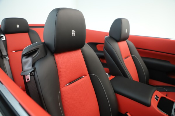 Used 2019 Rolls-Royce Dawn for sale $299,900 at Alfa Romeo of Greenwich in Greenwich CT 06830 20