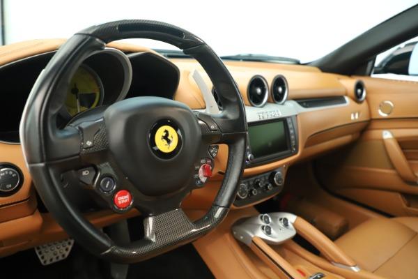 Used 2012 Ferrari FF for sale Sold at Alfa Romeo of Greenwich in Greenwich CT 06830 22