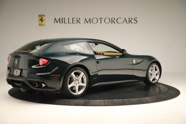 Used 2012 Ferrari FF for sale Sold at Alfa Romeo of Greenwich in Greenwich CT 06830 8