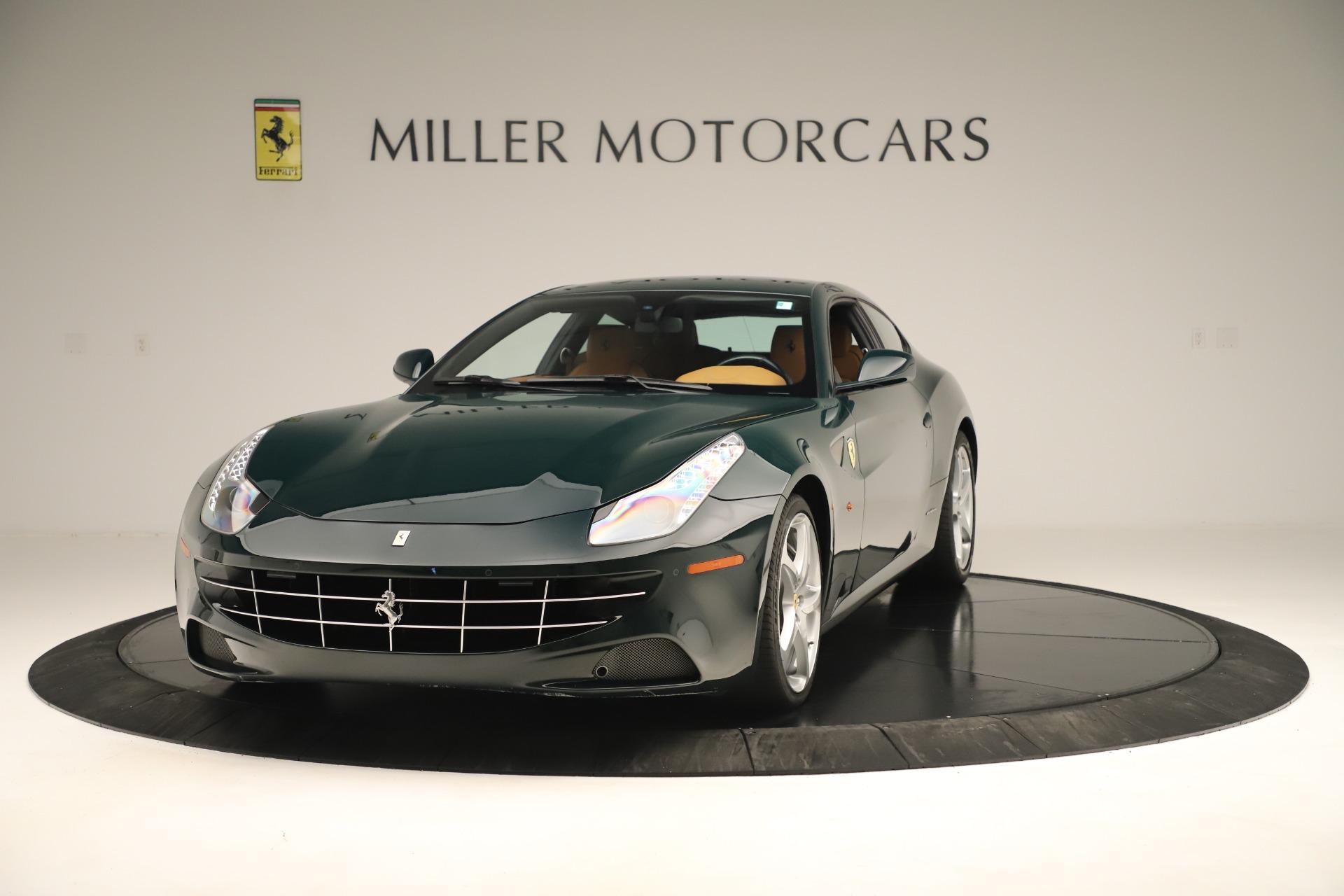 Used 2012 Ferrari FF for sale Sold at Alfa Romeo of Greenwich in Greenwich CT 06830 1