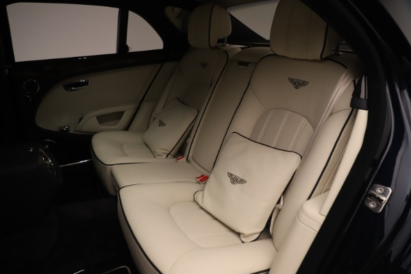 Used 2016 Bentley Mulsanne for sale Sold at Alfa Romeo of Greenwich in Greenwich CT 06830 22