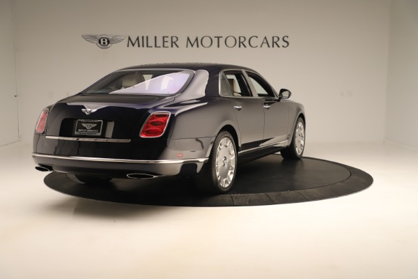 Used 2016 Bentley Mulsanne for sale Sold at Alfa Romeo of Greenwich in Greenwich CT 06830 7