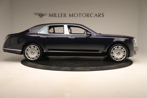 Used 2016 Bentley Mulsanne for sale Sold at Alfa Romeo of Greenwich in Greenwich CT 06830 9