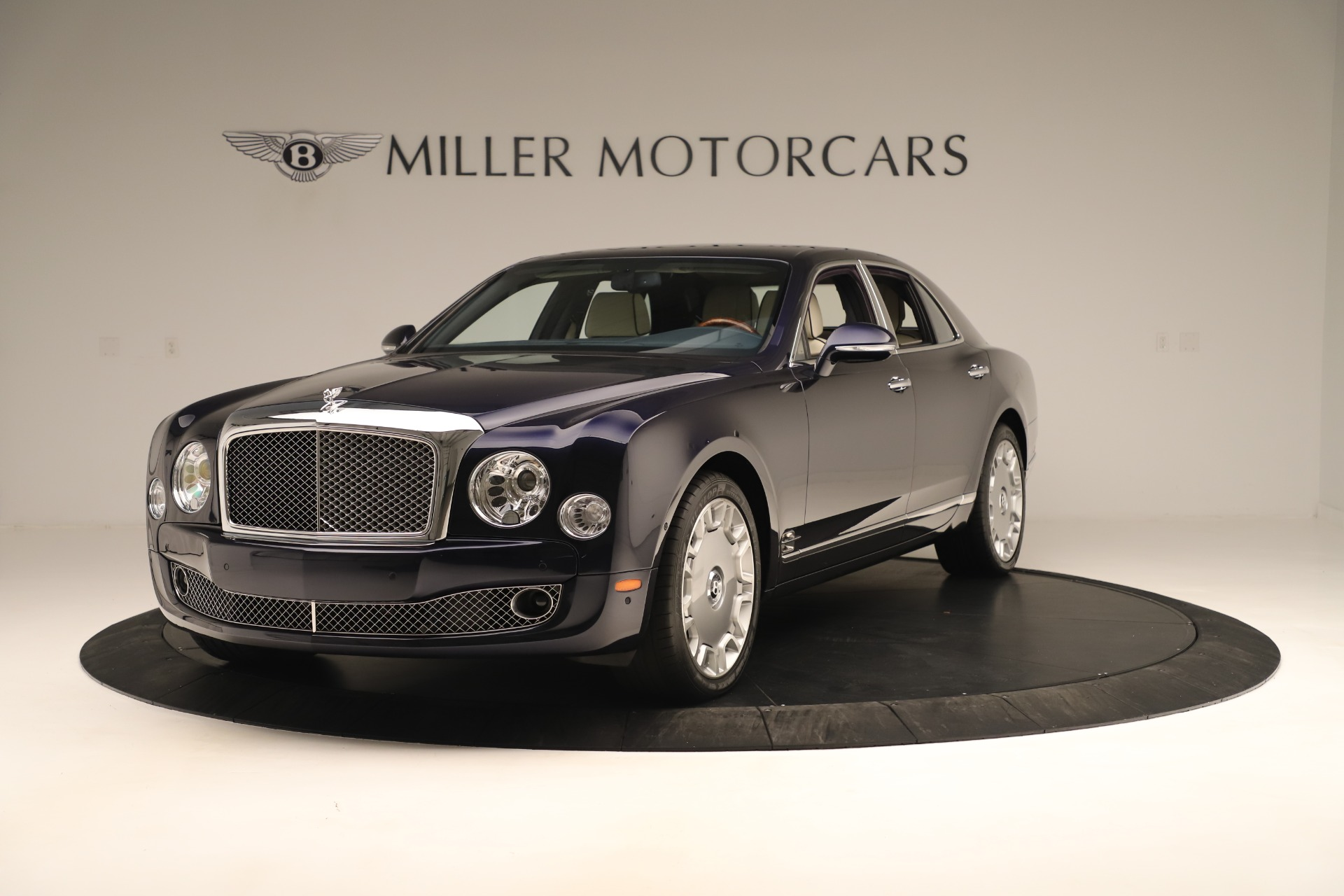 Used 2016 Bentley Mulsanne for sale Sold at Alfa Romeo of Greenwich in Greenwich CT 06830 1