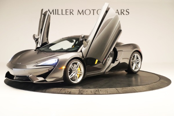 Used 2017 McLaren 570S Coupe for sale Sold at Alfa Romeo of Greenwich in Greenwich CT 06830 10