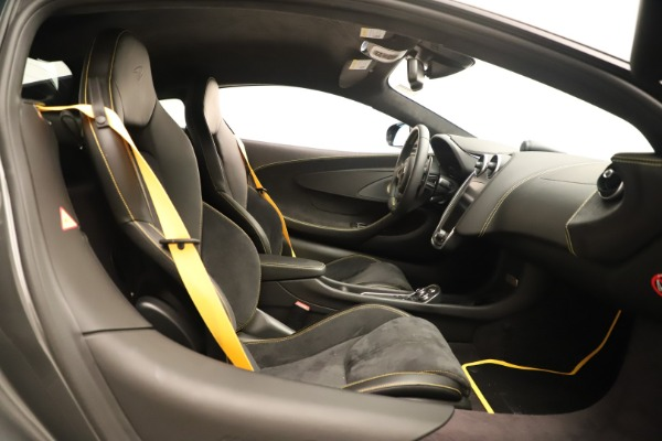 Used 2017 McLaren 570S Coupe for sale Sold at Alfa Romeo of Greenwich in Greenwich CT 06830 17