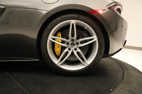 Used 2017 McLaren 570S Coupe for sale Sold at Alfa Romeo of Greenwich in Greenwich CT 06830 26