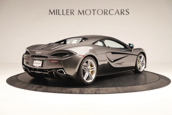 Used 2017 McLaren 570S Coupe for sale Sold at Alfa Romeo of Greenwich in Greenwich CT 06830 5