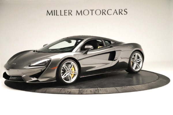 Used 2017 McLaren 570S Coupe for sale Sold at Alfa Romeo of Greenwich in Greenwich CT 06830 1