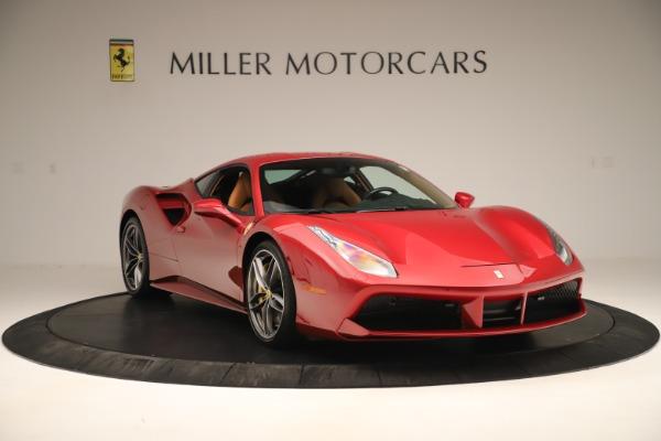 Used 2018 Ferrari 488 GTB for sale Sold at Alfa Romeo of Greenwich in Greenwich CT 06830 11