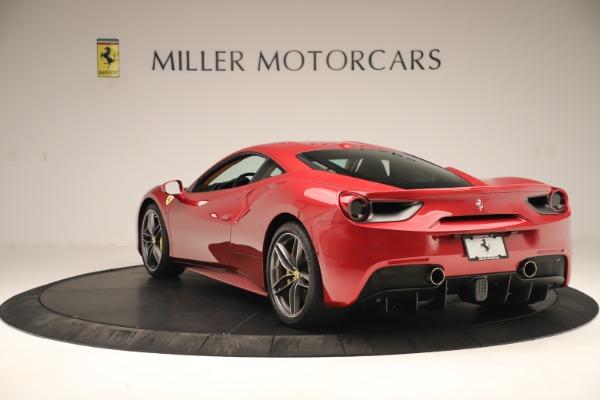 Used 2018 Ferrari 488 GTB for sale Sold at Alfa Romeo of Greenwich in Greenwich CT 06830 5