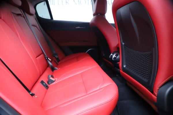 New 2019 Alfa Romeo Stelvio Ti Q4 for sale Sold at Alfa Romeo of Greenwich in Greenwich CT 06830 27