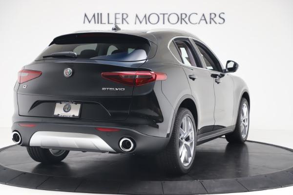 New 2019 Alfa Romeo Stelvio Ti Q4 for sale Sold at Alfa Romeo of Greenwich in Greenwich CT 06830 7