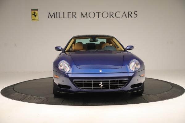 Used 2009 Ferrari 612 Scaglietti OTO for sale Sold at Alfa Romeo of Greenwich in Greenwich CT 06830 12