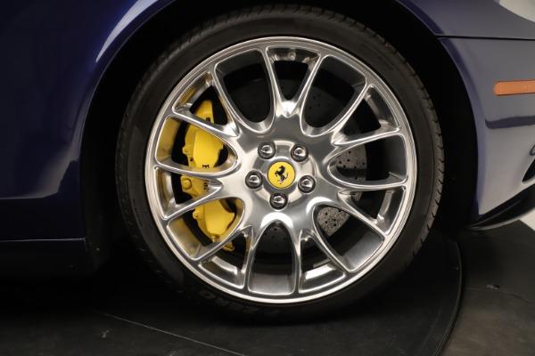 Used 2009 Ferrari 612 Scaglietti OTO for sale Sold at Alfa Romeo of Greenwich in Greenwich CT 06830 13