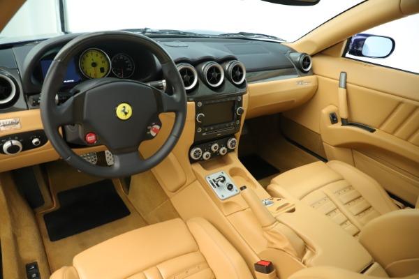 Used 2009 Ferrari 612 Scaglietti OTO for sale Sold at Alfa Romeo of Greenwich in Greenwich CT 06830 14
