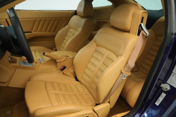 Used 2009 Ferrari 612 Scaglietti OTO for sale Sold at Alfa Romeo of Greenwich in Greenwich CT 06830 16