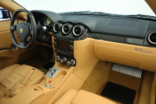 Used 2009 Ferrari 612 Scaglietti OTO for sale Sold at Alfa Romeo of Greenwich in Greenwich CT 06830 19