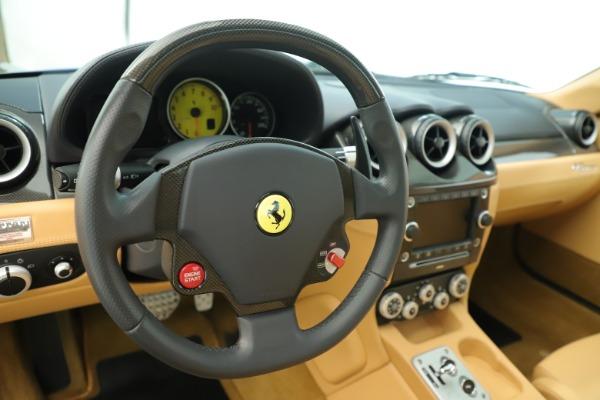 Used 2009 Ferrari 612 Scaglietti OTO for sale Sold at Alfa Romeo of Greenwich in Greenwich CT 06830 23