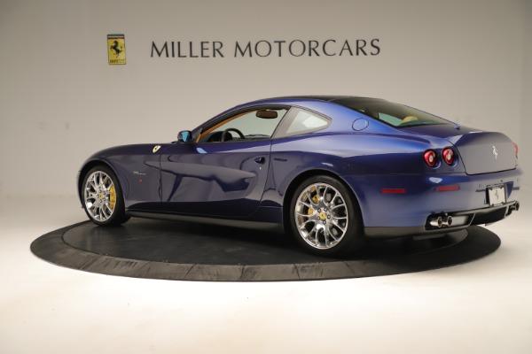 Used 2009 Ferrari 612 Scaglietti OTO for sale Sold at Alfa Romeo of Greenwich in Greenwich CT 06830 4