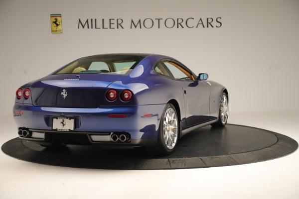Used 2009 Ferrari 612 Scaglietti OTO for sale Sold at Alfa Romeo of Greenwich in Greenwich CT 06830 7