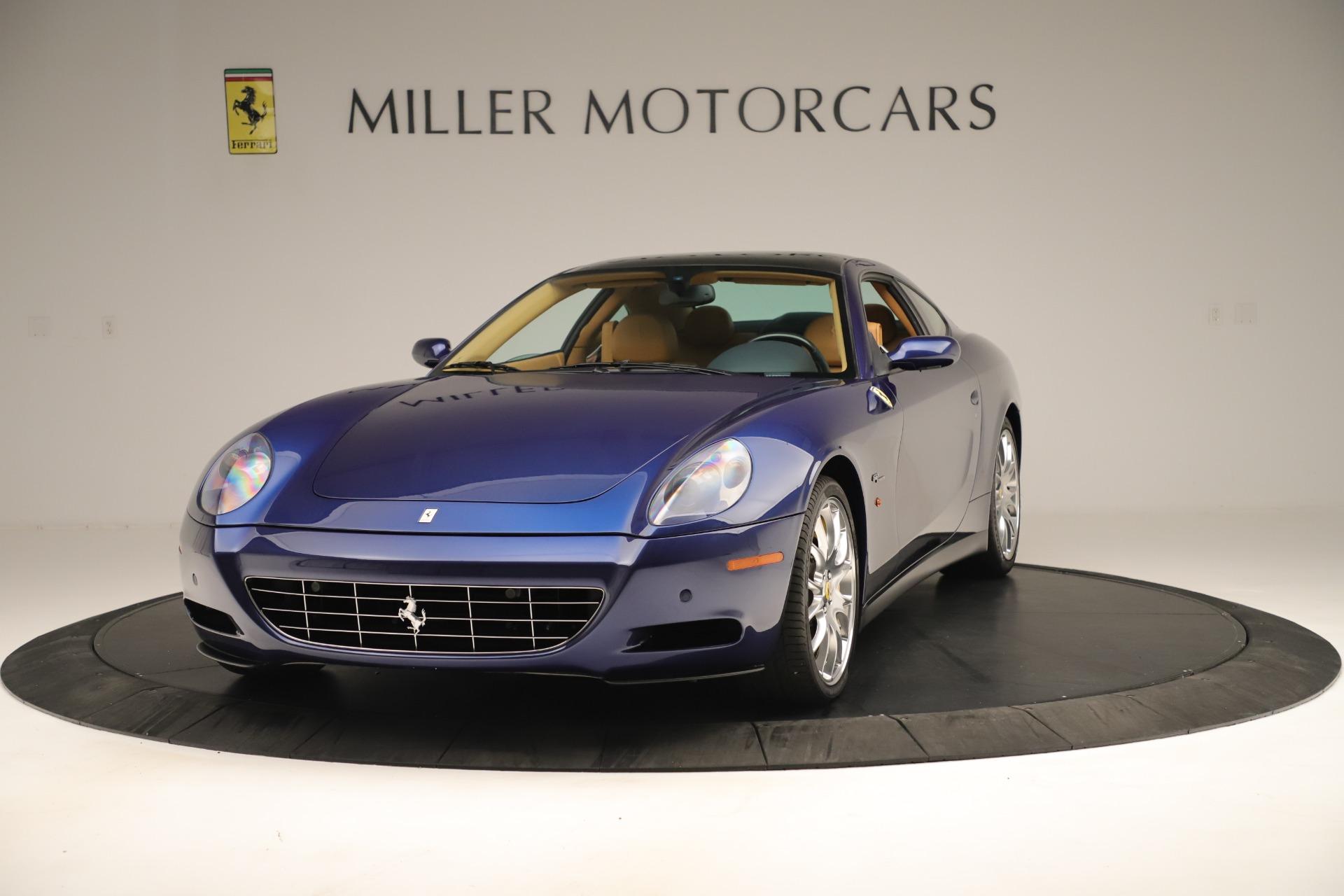 Used 2009 Ferrari 612 Scaglietti OTO for sale Sold at Alfa Romeo of Greenwich in Greenwich CT 06830 1
