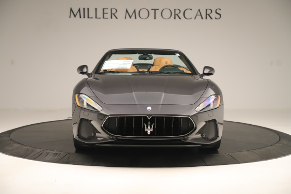 New 2019 Maserati GranTurismo Sport Convertible for sale $163,845 at Alfa Romeo of Greenwich in Greenwich CT 06830 12