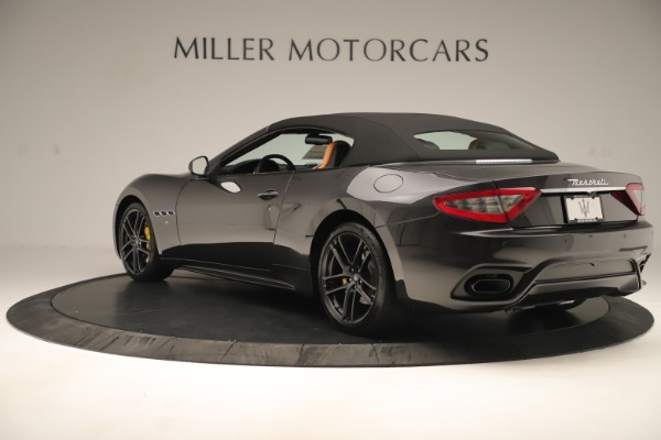 New 2019 Maserati GranTurismo Sport Convertible for sale $163,845 at Alfa Romeo of Greenwich in Greenwich CT 06830 15