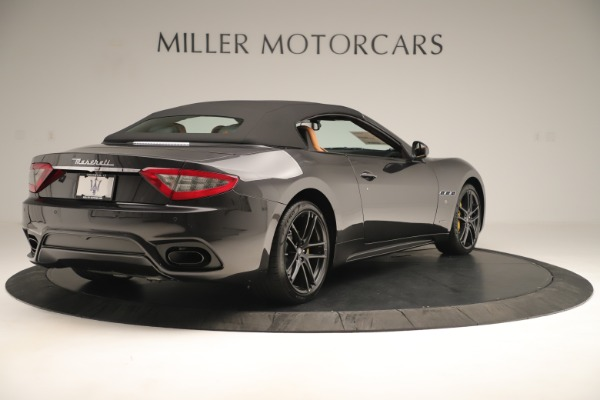 New 2019 Maserati GranTurismo Sport Convertible for sale $163,845 at Alfa Romeo of Greenwich in Greenwich CT 06830 16