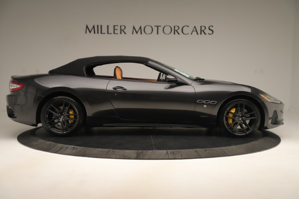 New 2019 Maserati GranTurismo Sport Convertible for sale $163,845 at Alfa Romeo of Greenwich in Greenwich CT 06830 17