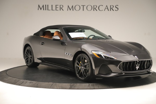 New 2019 Maserati GranTurismo Sport Convertible for sale $163,845 at Alfa Romeo of Greenwich in Greenwich CT 06830 18