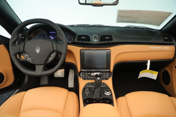 New 2019 Maserati GranTurismo Sport Convertible for sale $163,845 at Alfa Romeo of Greenwich in Greenwich CT 06830 22