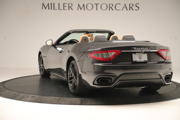 New 2019 Maserati GranTurismo Sport Convertible for sale $163,845 at Alfa Romeo of Greenwich in Greenwich CT 06830 5