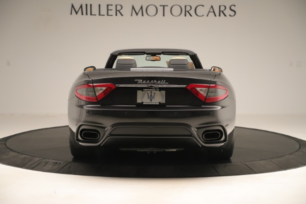 New 2019 Maserati GranTurismo Sport Convertible for sale $163,845 at Alfa Romeo of Greenwich in Greenwich CT 06830 6